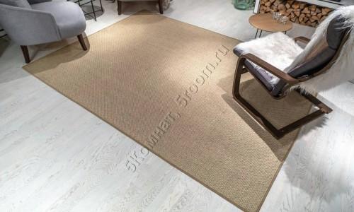 Фото интерьера №12 с ковром из сизаля 1,97 м х 2,7 м