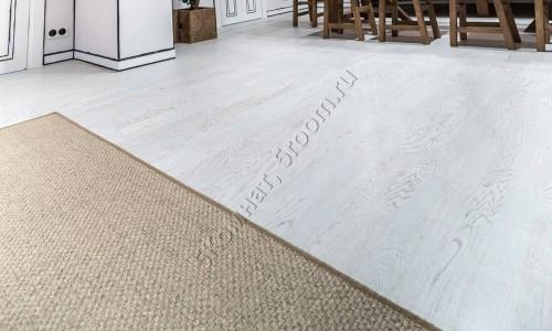 Фото интерьера №4 с ковром из сизаля 1,97 м х 2,7 м