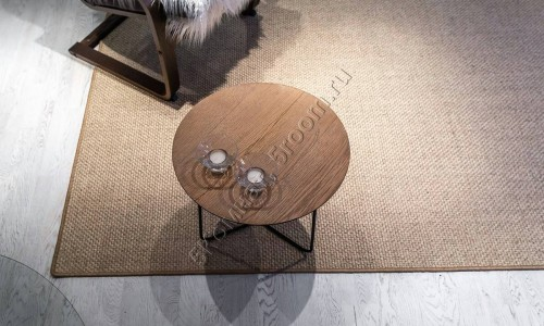 Фото интерьера №5 с ковром из сизаля 1,97 м х 2,7 м