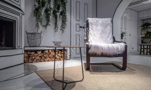 Фото интерьера №6 с ковром из сизаля 1,97 м х 2,7 м