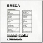 Ковролин КМ2 Condor Breda (Бреда) 83, 4м