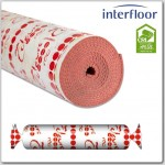 Подложка для ковролина Interfloor Tredaire Colours Red, 11,4 мм